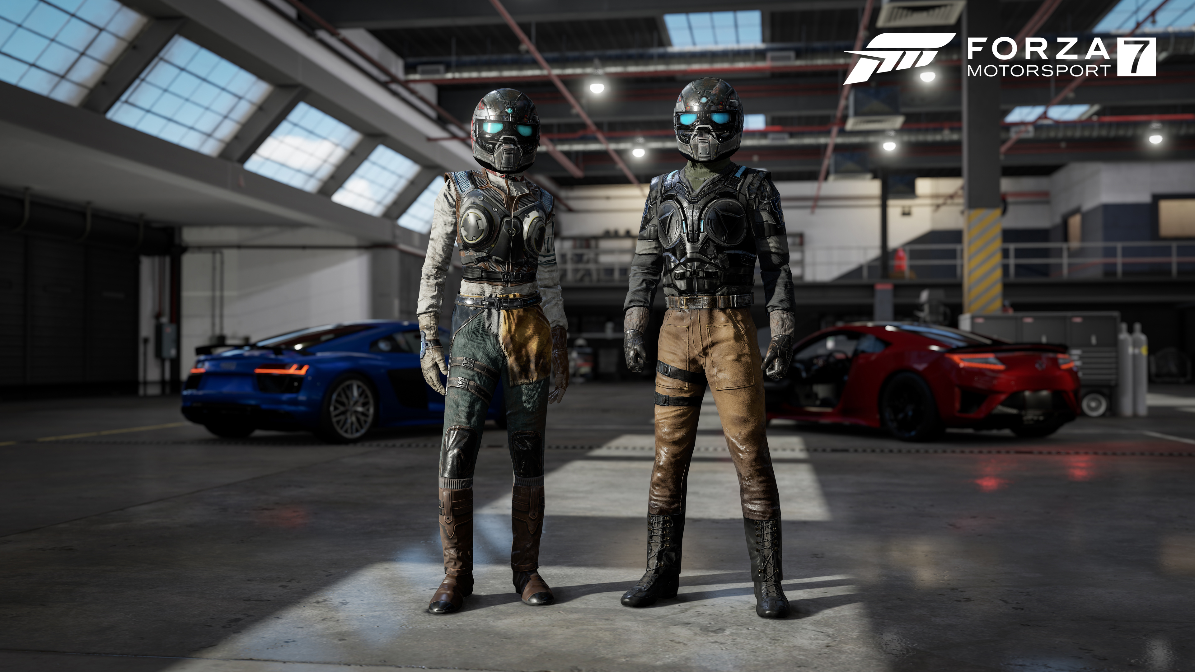 gears of war racing suits come to forza 7 community gears of war official site. Black Bedroom Furniture Sets. Home Design Ideas