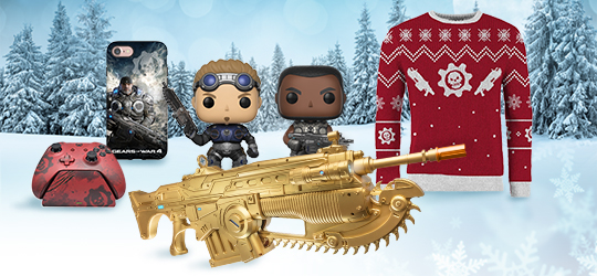 Gears of War 4 - 2017 Holiday Gift Guide