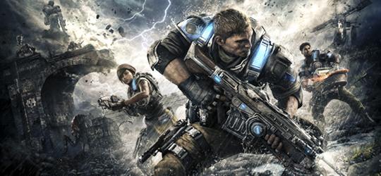 Gears of War 4 - 11/21 Update
