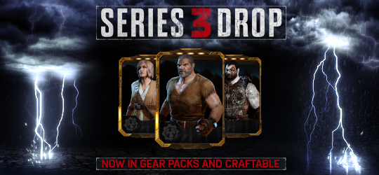 Gears of War 4 - Series 3