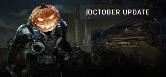 Gears of War 4: Halloween 2016