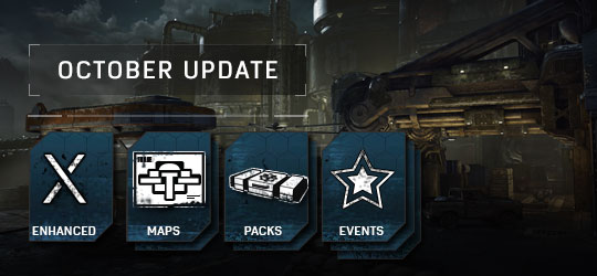 Gears of War 4 - October Update