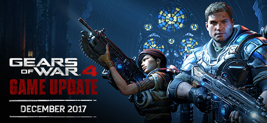 Gears of War 4 - December 2017 Update