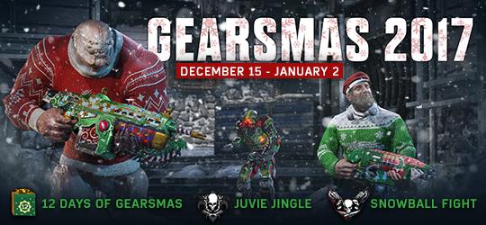 Gearsmas Is Coming