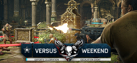 April Versus Event - eSports Celebration