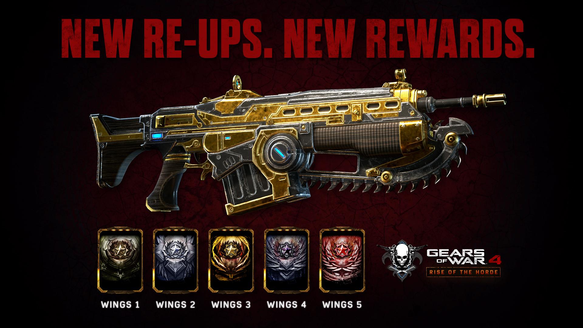 Gears Of War 4 Rise Of The Horde Community Gears Of War
