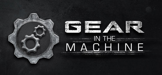 Gears of War 4 - Gear In The Machine