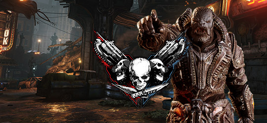 Gears of War 4 - July Versus Event