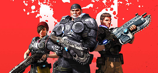 Gears of War Universe - New Comic Series in 2018