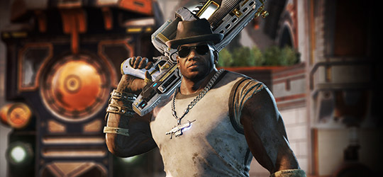 Gears of War 4 July Gear Pack: Superstar Cole