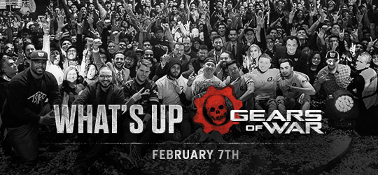 Gears of War - What's Up? February 7th 2019