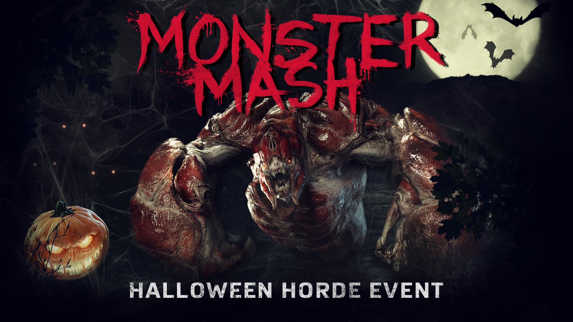 Gears of War 4 Monster Mash