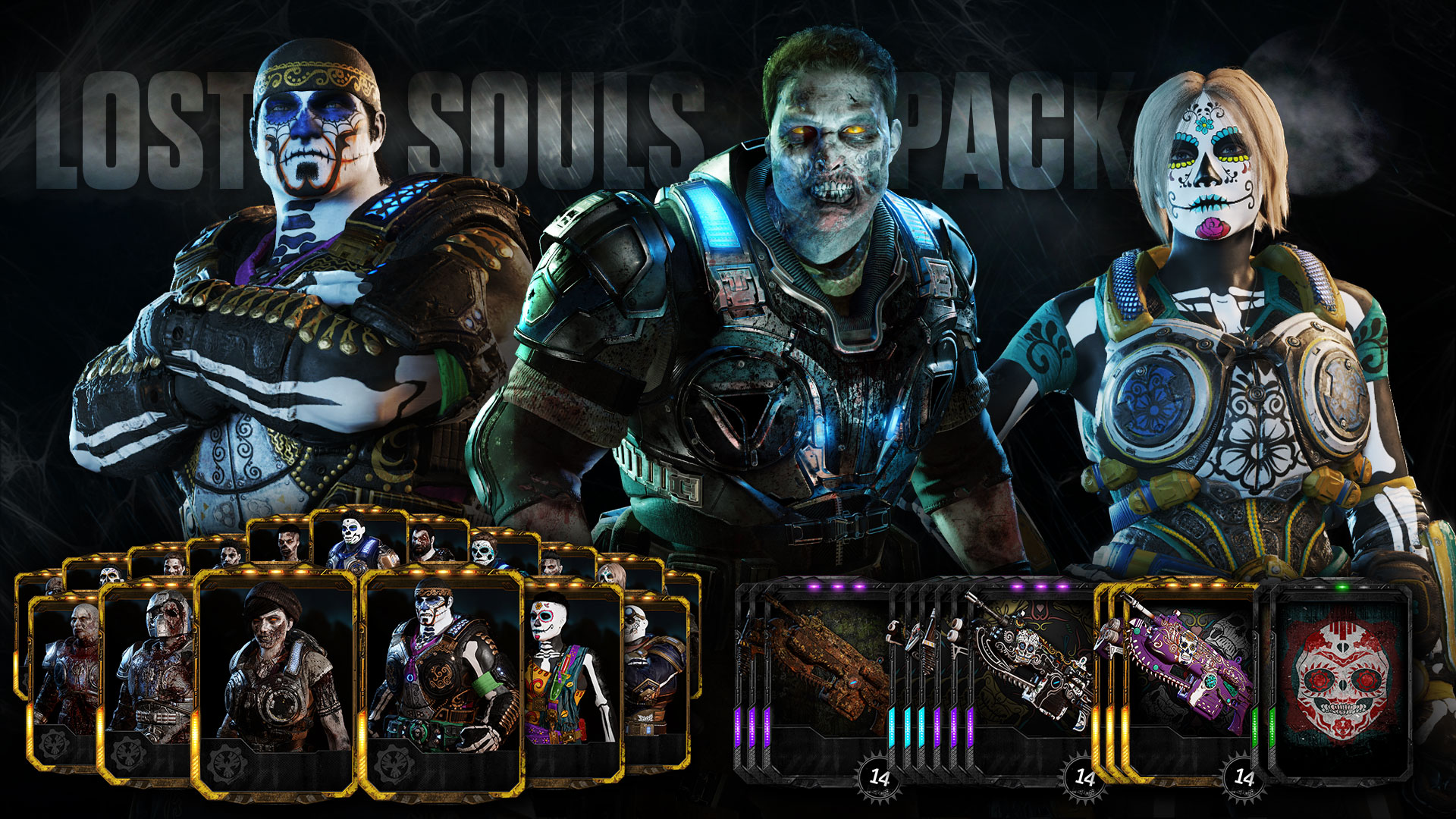 Gears of War - What's Up? Oct 25th 2018   Community   Gears