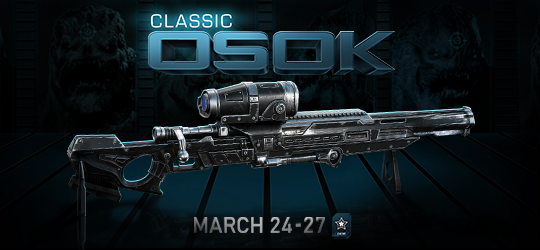March Versus Event: Classic OSOK