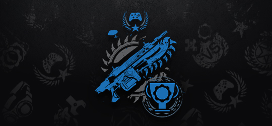 Gears of War Profile Badges