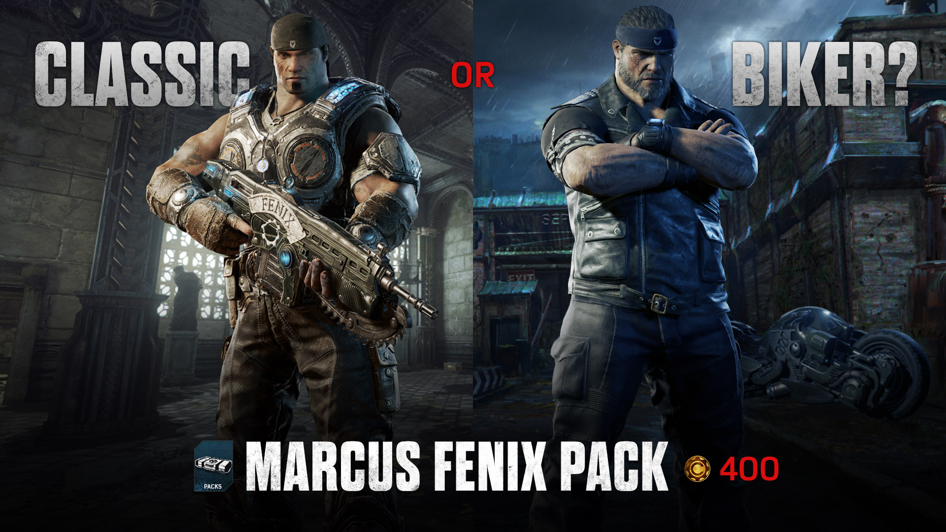 April Gear Pack Marcus Fenix Spolecznosc Gears Of War