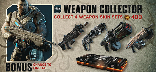 Weapon Collector 1