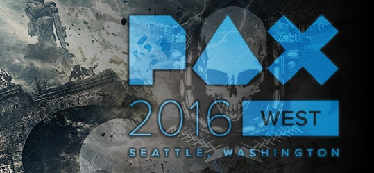 Gears of War 4 at PAX West 2016