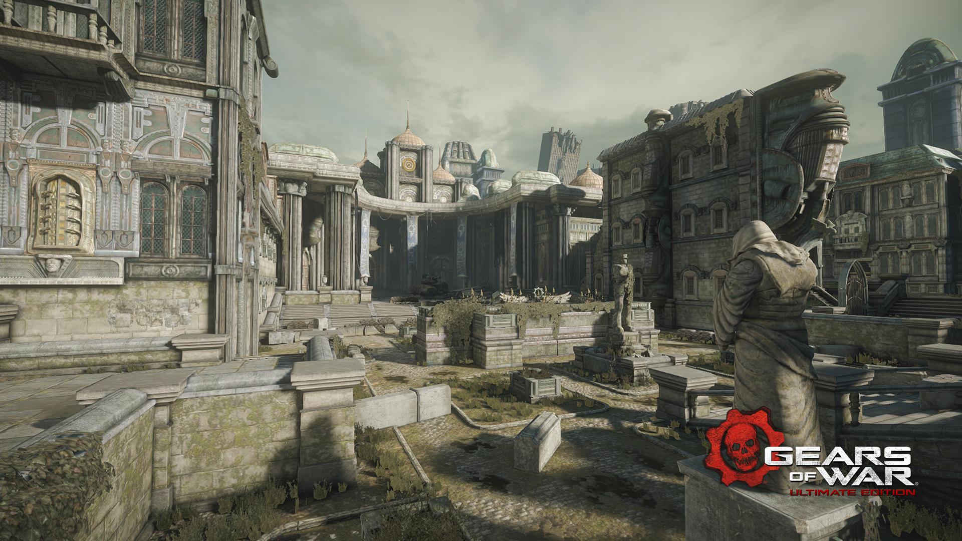 Gears Of War Ultimate Edition Wallpaper Giochi Gears