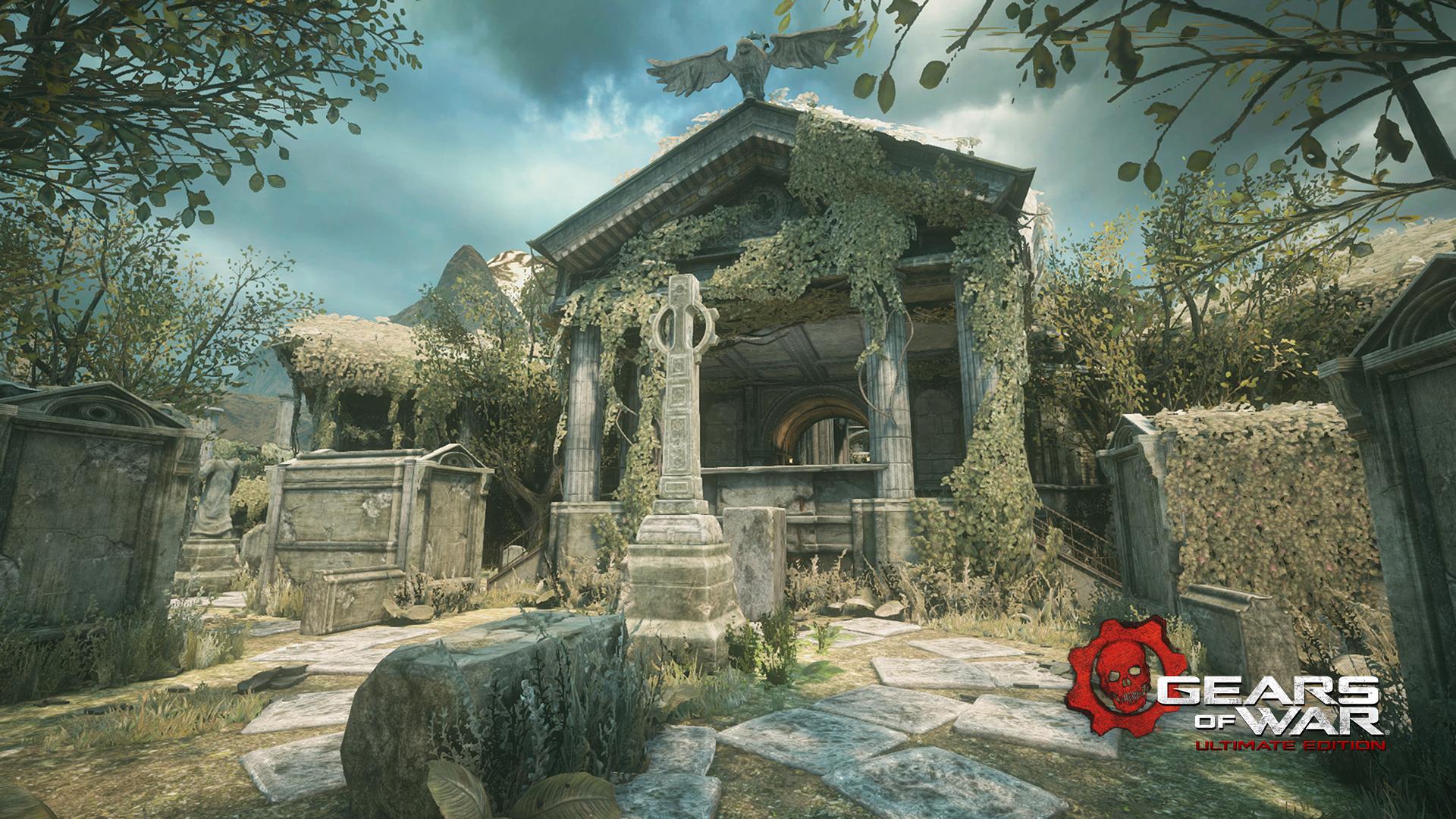 Gears Of War Ultimate Edition Wallpaper Juegos Sitio