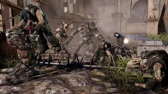 скачать игру Gears Of War 3 - фото 7