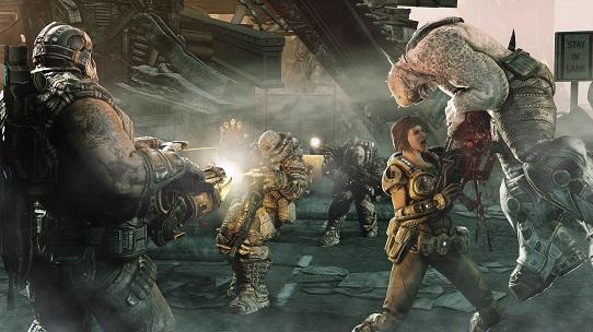 скачать игру Gears Of War 3 - фото 3