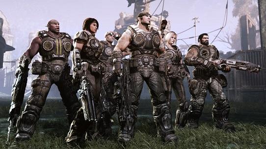 скачать игру Gears Of War 3 - фото 4