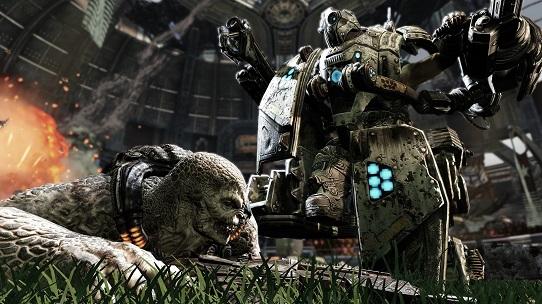 скачать игру Gears Of War 3 - фото 5