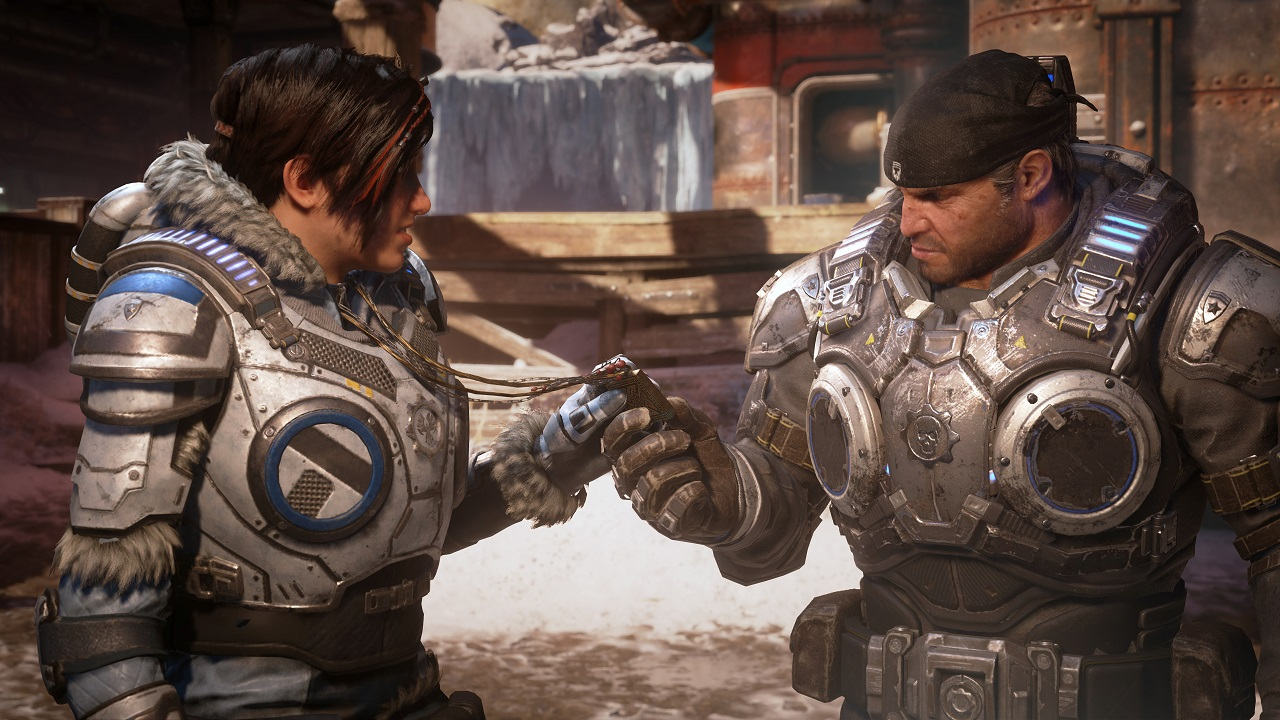Gears 5 Announcement Trailer