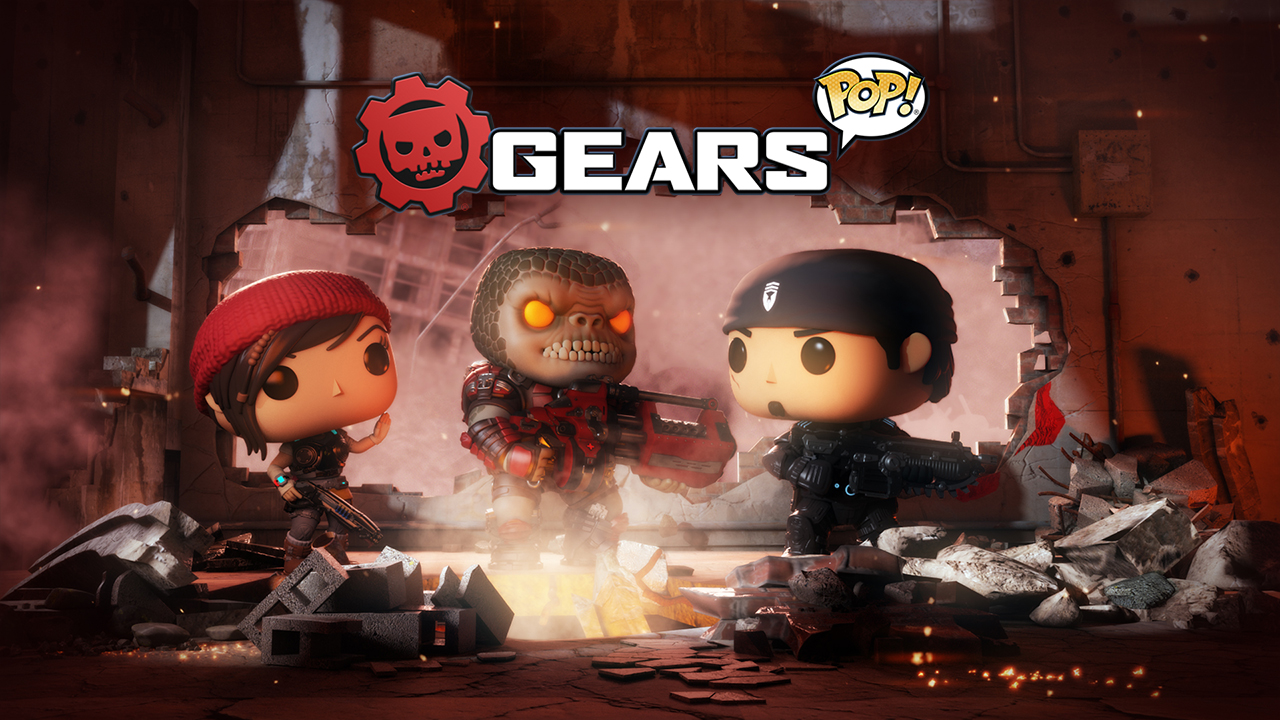 Gears Pop! Announcement Trailer
