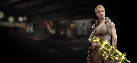Ultimate Edition Bonus Anya Weapons Skins