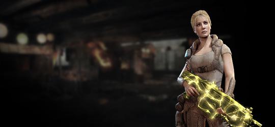 Gears of War: Ultimate Edition Bonus Skin