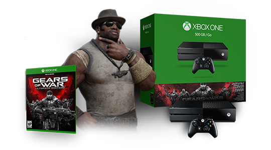 Gears of War: Ultimate Edition Xbox One Bundle