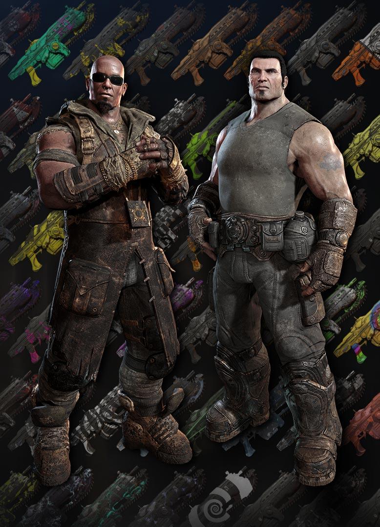 Gears of War: Ultimate Edition Deluxe version | Games | Gears of War