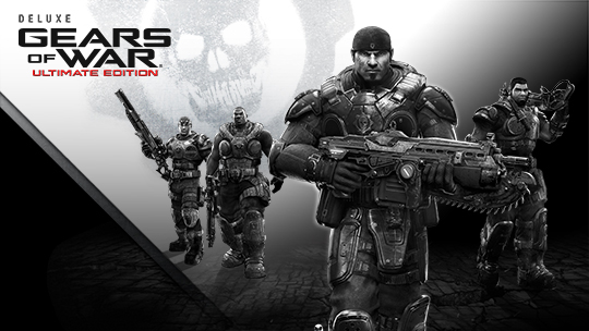 GEARS OF WAR: ULTIMATE EDITION - VERSION DE LUXE