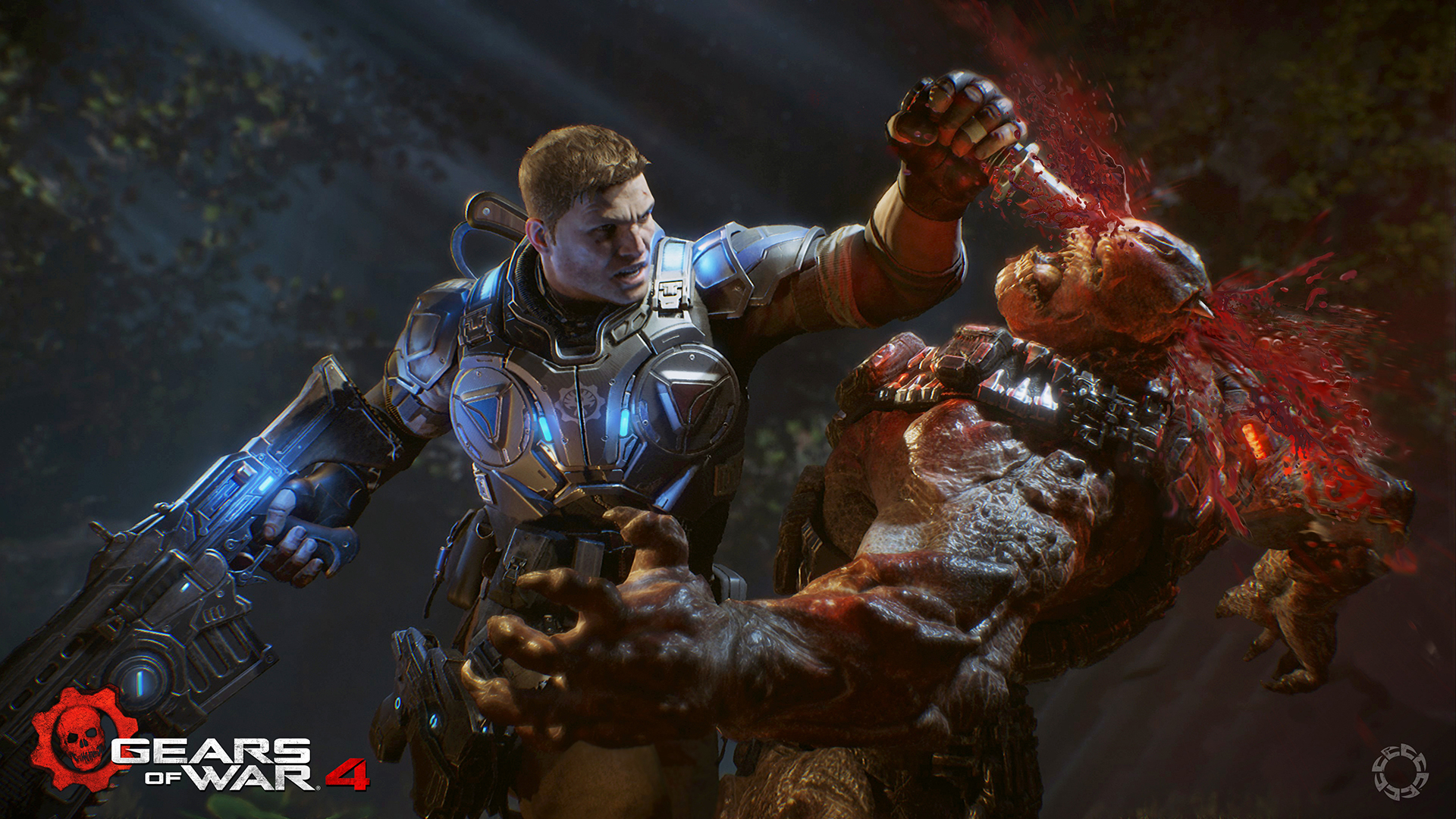 Gears Of War 4 Wallpaper Gears Of War Official Site Games