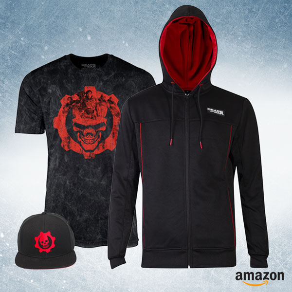 OFFICIAL GEARS OF WAR AMAZON COLLECTION