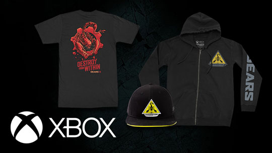 Official Xbox Gears Store