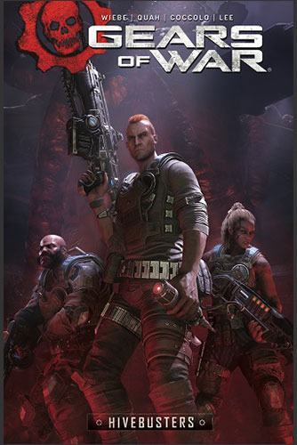 Gears of War - Hivebusters Graphic novel