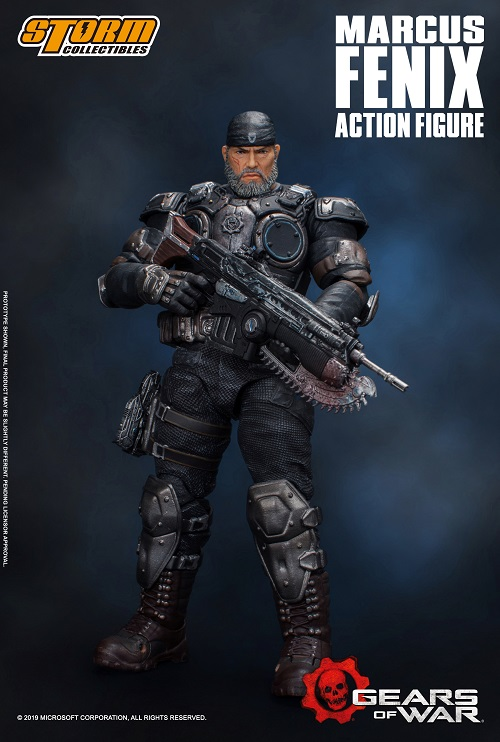 Toys Collectibles Marche Gears Of War Site Officiel